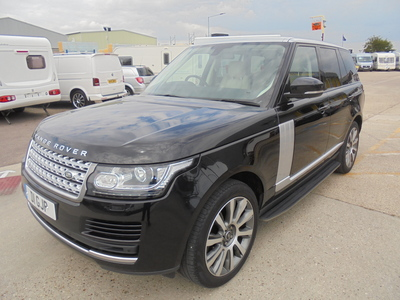LAND ROVER RANGE ROVER VOGUE 4.4SD V8 339bhp 4X4