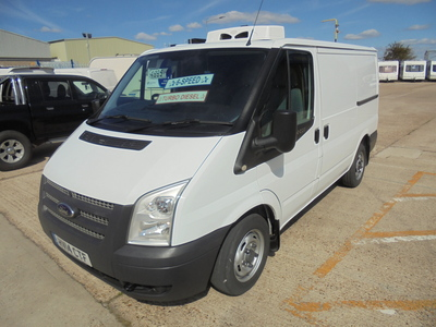 2014 FORD TRANSIT 2.2TDCi 100PS 280 FRIDGE