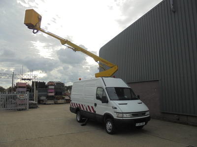 2006 IVECO DAILY CHERRY PICKER