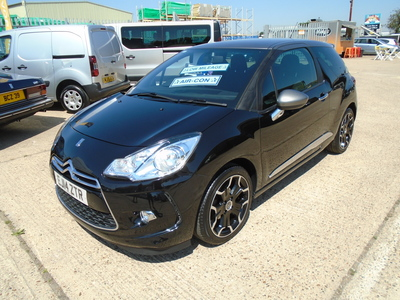 2014 CITROEN DS3 1.6 E-HDI AIRDREAM