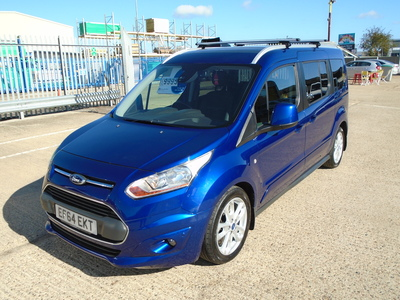 2014 64 FORD GRAND TOURNEO TITANIUM