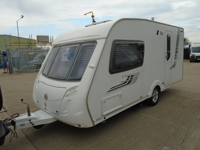 2008 SWIFT CHALLENGER 480 2 BERTH