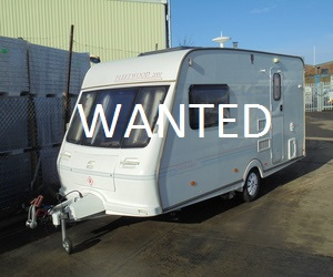 ###WANTED### ALL CAMPERS AND CARAVANS